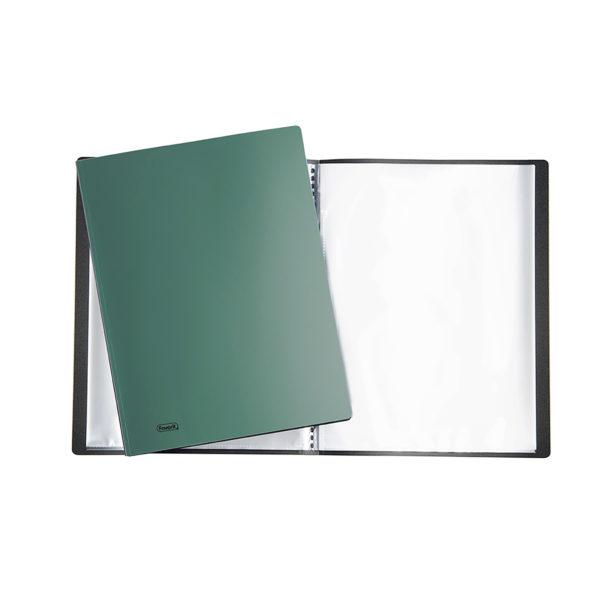 portalistini metallizzati verde favorit